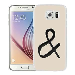 Samsung Galaxy S6 Fossil 48 White Screen Cover Case Unique and Fashion Design