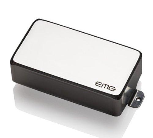 EMG 81 MetalWorks Active Ceramic Humbucker Guitar Pickup Chrome