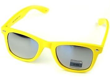 Lunettes de soleil Tailles uniques jaunes Fashion CdAm1AXG