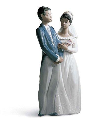 Lladro I Do Wedding Porcelain Figurine #5835