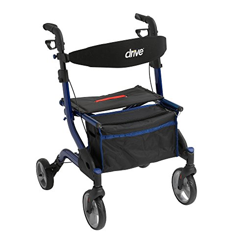 Drive Medical rtl10555bl I Walker Rollator