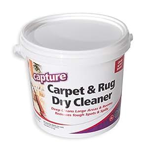 Capture Carpet Dry Cleaner 4lb Pail