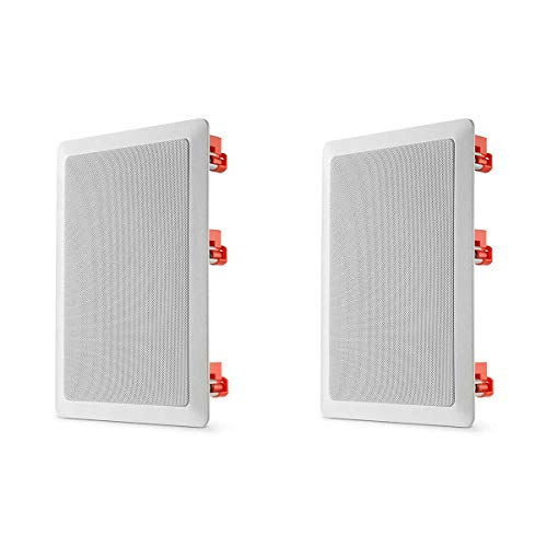 "JBL C-81IW 8"" in-Wall Speakers - Pair"