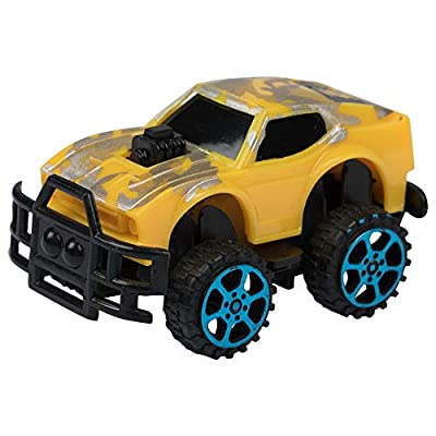 Anker Gravity Sand Kids Toy Playsets - Monster Truck Rally Moldable Indoor Play Sand Set - Sold Individually: Toys & Games