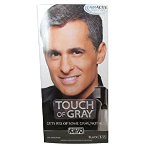 men touch