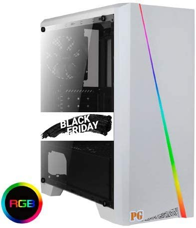PCS GAMING - PC Gamer *Black Friday* (CPU Quad-Core 4 x 3,40Ghz, T.