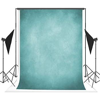 Amazon Com 5x7ft Blue Photography Backdrops Wrinkle Free