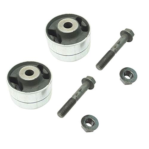 Rear Trailing Arm Bolt - Rear Lower Trailing Arm Bushing w/Bolt & Nut LH RH Pair for Equinox Torrent Vue