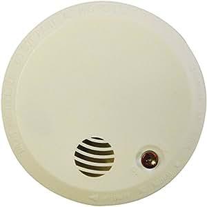 Chacon 34200 E - Detector de humo (óptico, incluye batería de 9 V)