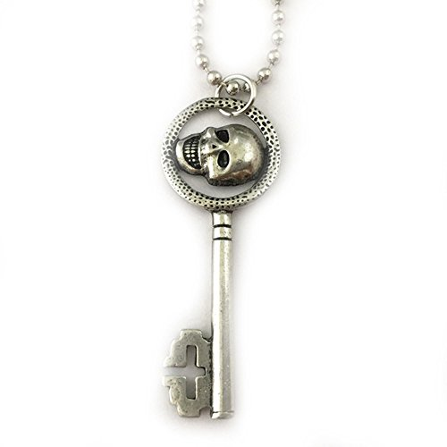 Blue Heron Once Upon A Time Evil Queen Key 18 Inch Necklace w/Gift Box ()