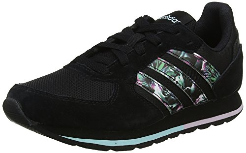 Gymnastique clear Black 8k core Aqua Adidas Black core Noir Chaussures De W Femme xIwHqPw