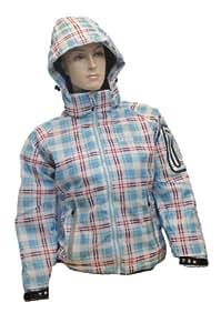2117 OF SWEDEN chaqueta de esquí para mujer, de alta calidad caliente Softshell chaqueta de esquí con 12000 mm columna de agua