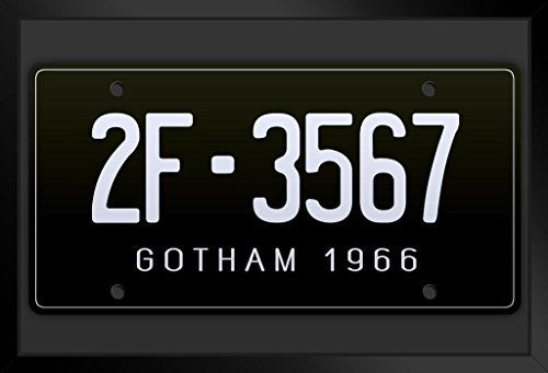 catwoman license plate frame - 5