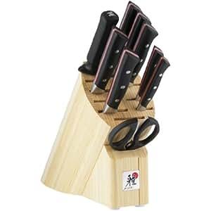 Miyabi Fusion 10-pc Knife Block Set