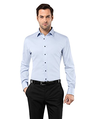 dress shirts with cufflink holes - 4