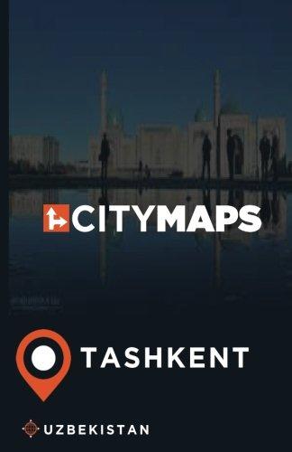 City Maps Tashkent Uzbekistan