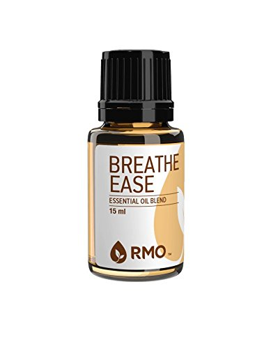 Rocky Mountain Oils - Breathe Ease-15ml | 100% Pure & Natural Essential Oils