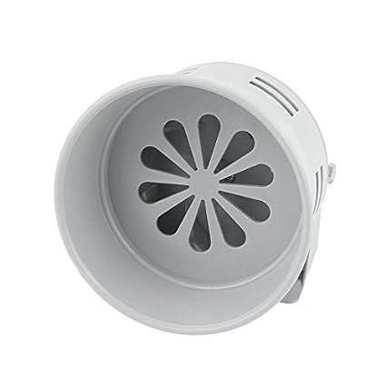 Amazon.com: eDealMax EM-290 de plástico gris de alarma ...