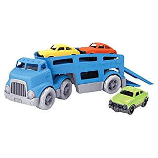 Toy Car Set by Green Toys, Blue