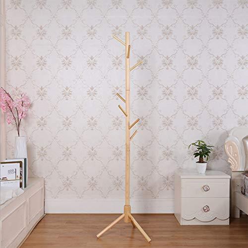 SiKy Perchero de pie con Forma de árbol de 175 cm con 8 ...