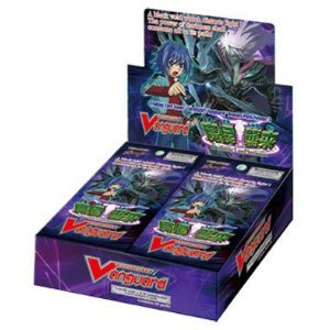 (CARDFIGHT! VANGUARD VGE-BT03 DEMONIC LORD INVASION ENGLISH BOOSTER SEALED BOX)