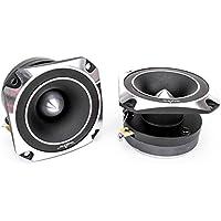 Skar Audio VX35-ST 3.5-Inch 500 Watt High Compression Titanium Bullet Tweeters - Pair