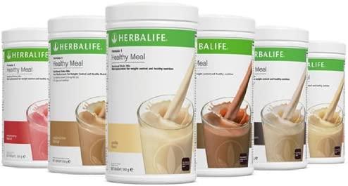 2 Batidos (1 Formula 1 Cafe latte 550 grs + 1 Cookie Cream 550 grs
