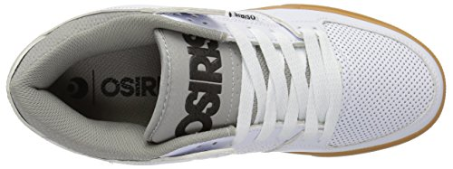 Osiris Protocol Black/Grey/Black Shoe White/Grey/Gum wbSjvQYJ
