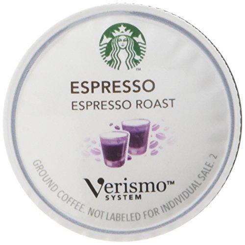 Starbucks® Espresso Roast Verismo™ Pods,12-0.28 oz