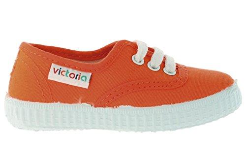 6613 Zapatillas De Naranja Inglesa Lona Victoria Unisex Tela Eqw1vHUFxU