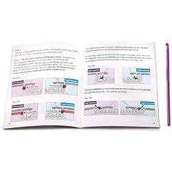 Darice 30022882 Learn to Crochet Mini Kit