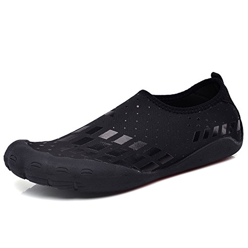 Pictures of APTESOL Unisex Beach Barefoot Water Shoes Womens Mens Water Shoes 1