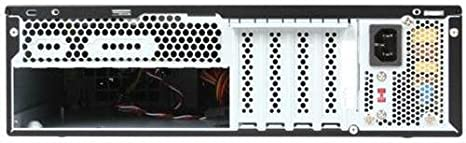 Black In-Win CE685.FH300TB3 300W MicroATX Slim Case