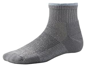 Smartwool Women's Hike Ultra Light Mini Socks (Gray) Small