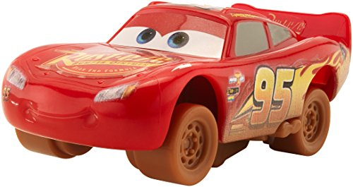 Disney/Pixar CARS 3 - Details & Downloadable Activity Sheets #Cars3 - Disney Pixar Cars 3 Crazy 8 Crashers Lightning McQueen Vehicle, 1:55 Scale