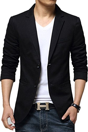 Zity Men's Summer Business Casual Youth  - Summer Cotton Jacket Shopping Results