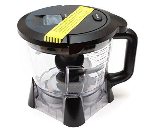 Ninja 64 oz. Food Processor Bowl Kit With Lid for BL770 Supr