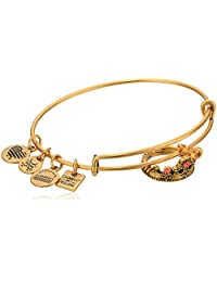 Alex and ANI Charity by Design, Queen's Crown Bangle Bracelet