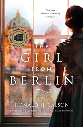 The Girl from Berlin: A Novel (Liam Taggart and Catherine Lockhart Book 5)