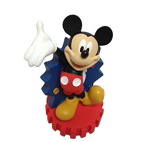 New Disney Mickey Mouse Shape Coin Bank (Banks Disney Piggy)