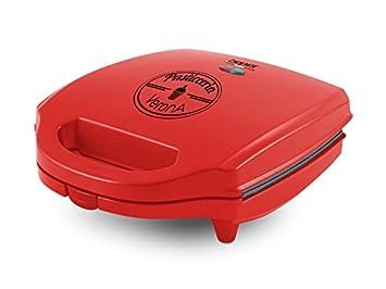Beper Máquina para Hacer Mini Tartas 90.605, 900 W, Rojo: Amazon.es: Hogar