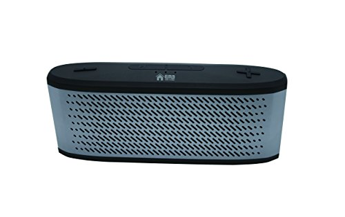 EMB ES950BT-X1 Indoor/Outdoor High-Definition Super Loud Portable Bluetooth Speaker - Grey