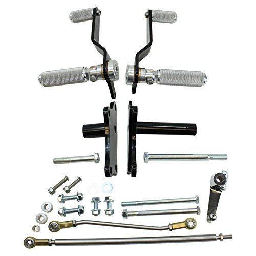 (TC Bros. Sportster Forward Controls Kit for 91-03 5 Speed)