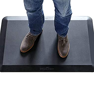 VARIDESK-Standing Desk Anti-Fatigue Comfort Floor Mat - Mat 36