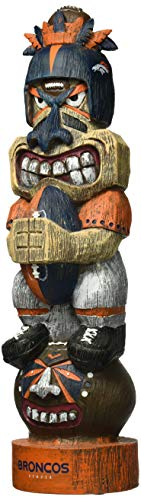 Denver Broncos Tiki Figurine