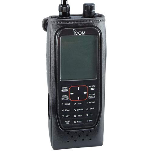 Icom LC189 Vinyl Carry Case for IC-R30 Handheld Receiver by Icom