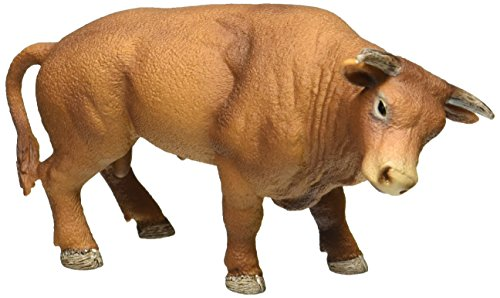 - Schleich North America Rodeo Bull Toy Figure