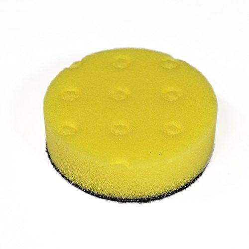 Lat 26 Yellow Mini Cutting Pad w/CCS Tech