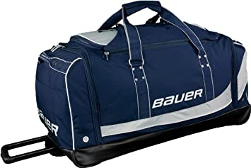 9c338a7abc6 Bauer Premium Goalie Wheel Bag  JUNIOR   Amazon.co.uk  Sports   Outdoors