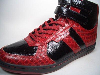 Creative Recreation dicoco MID Select Colección Negro de color rojo tamaño 42/Us 9/UK 8/27cm